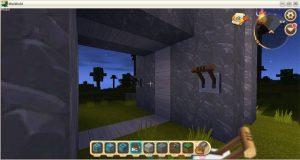 Hướng dẫn cách chế tạo cửa tự động trong Mini World: Block Art (10)