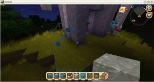 Hướng dẫn cách chế tạo cửa tự động trong Mini World: Block Art (11)