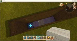 Hướng dẫn cách chế tạo cửa tự động trong Mini World: Block Art (4)