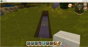 Hướng dẫn cách chế tạo cửa tự động trong Mini World: Block Art (5)