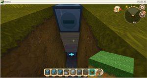 Hướng dẫn cách chế tạo cửa tự động trong Mini World: Block Art (7)