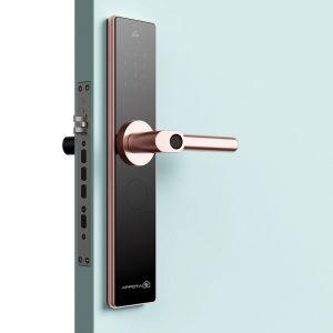 Lắp đặt khóa thông minh vân tay tại nhà cần lưu ý những gì?