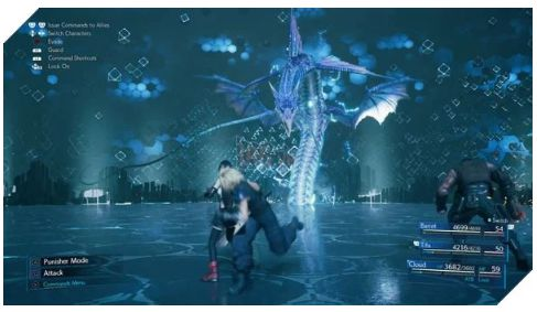 Cách mở khóa Leviathan trong Final Fantasy 7 Remake (4)