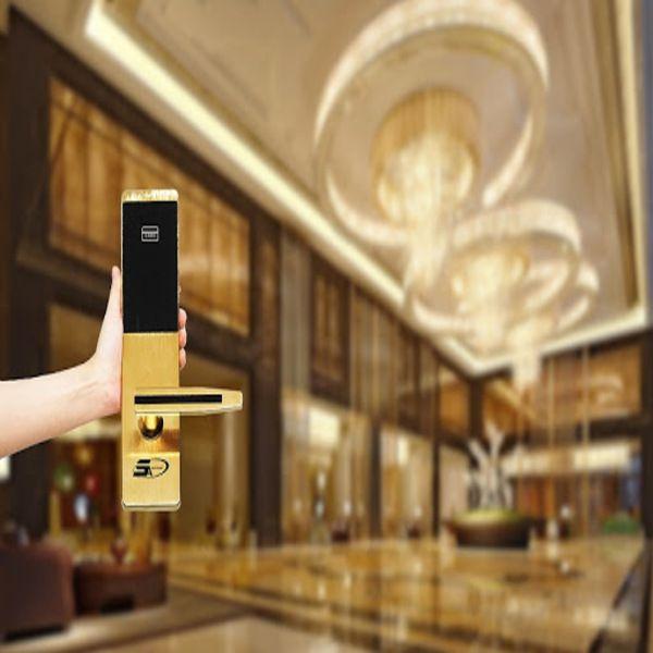Ổ khóa cửa thông minh cho khách sạn: Giải pháp quản lý khách sạn hiệu quả (3)