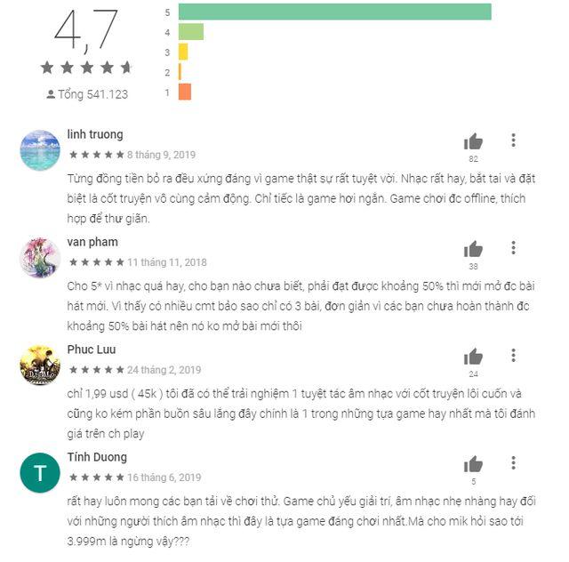 Tải ngay game âm nhạc miễn phí Deemo đứng Top 1 App Store thôi nào! (5)