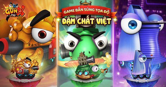 GunX: Fire - Game bắn súng tọa độ đậm chất Việt đến từ NPH Gamota (3)