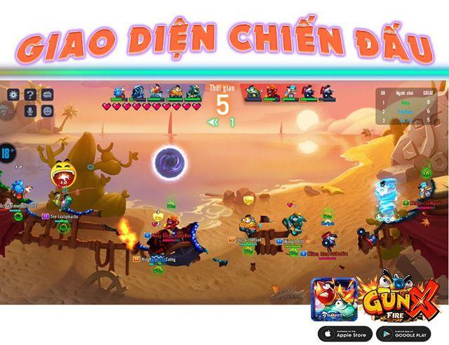 GunX: Fire - Game bắn súng tọa độ đậm chất Việt đến từ NPH Gamota (4)