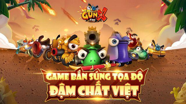 GunX: Fire - Game bắn súng tọa độ đậm chất Việt đến từ NPH Gamota (5)