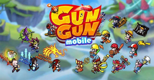 """Gun Gun Mobile có gì hấp dẫn mà """"sống khỏe' đến thế? (1)"""