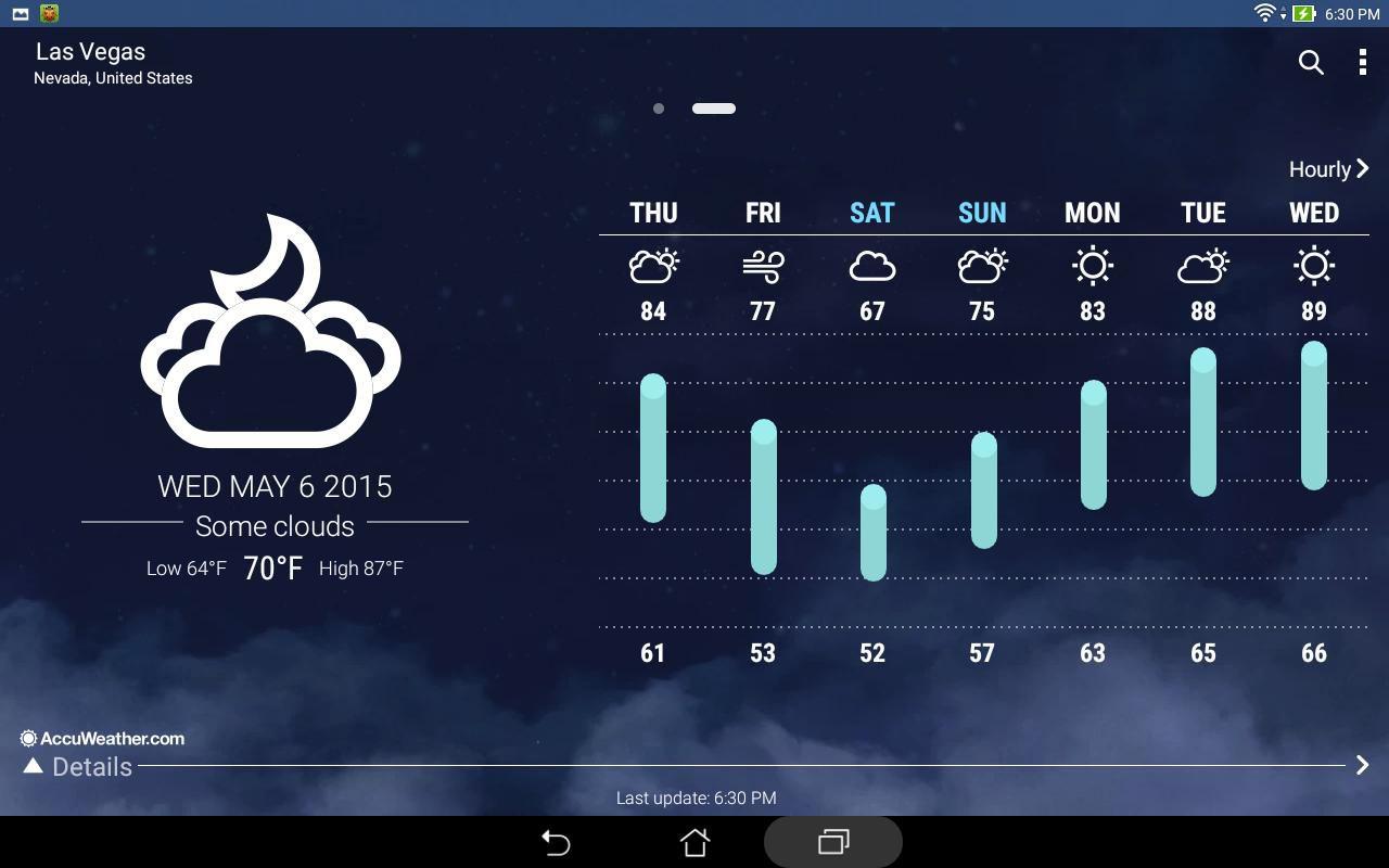 Top 6 app dự báo thời tiết chính xác nhất trên Android & iPhone (1)