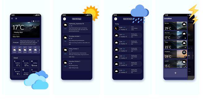 Top 6 app dự báo thời tiết chính xác nhất trên Android & iPhone (6)