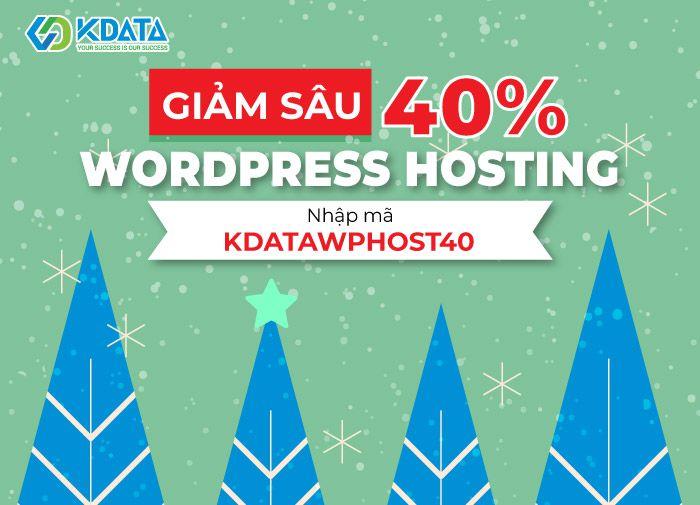 Khuyến mãi HOT dịch vụ Cloud Server, WordPress Hosting & Domain.Vn - KDATA (2)