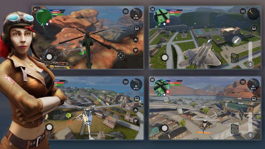 Top 5 game giống GTA trên điện thoại Android có RAM chỉ 1GB (1)