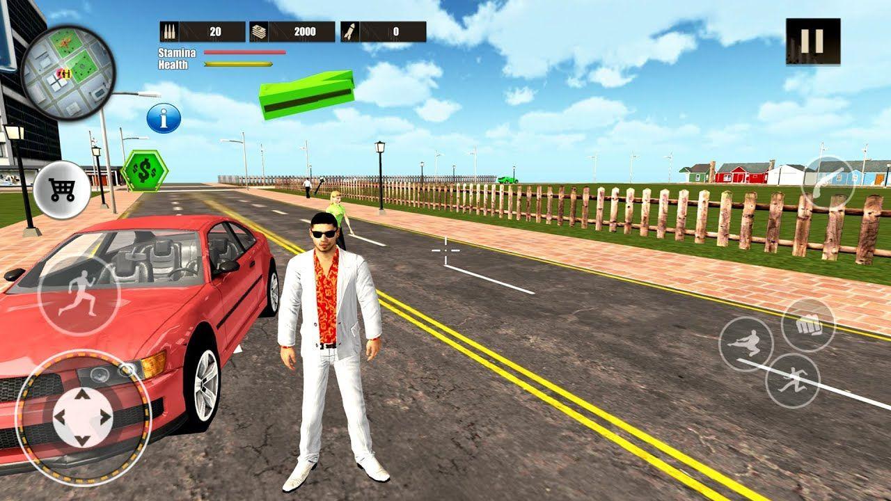 Top 5 game giống GTA trên điện thoại Android có RAM chỉ 1GB (2)