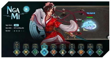 Hướng dẫn cách chơi Võ Lâm Truyền Kỳ 1 Mobile cho tân thủ (1)