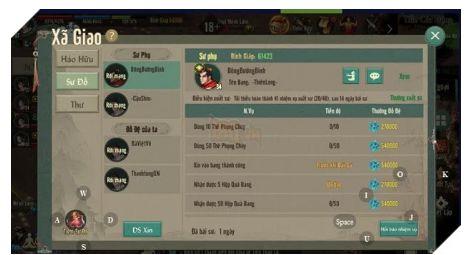 Hướng dẫn cách chơi Võ Lâm Truyền Kỳ 1 Mobile cho tân thủ (5)