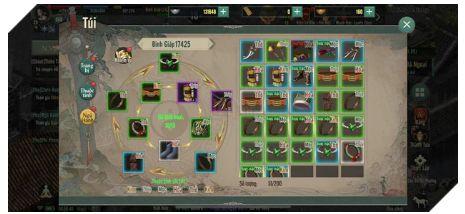Hướng dẫn cách chơi Võ Lâm Truyền Kỳ 1 Mobile cho tân thủ (7)