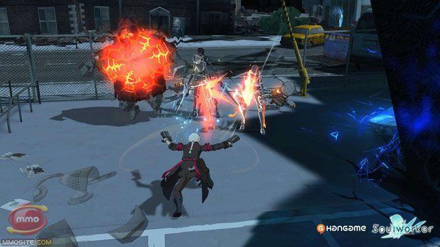 Soul Worker: Game online nhập vai hành động miễn phí trên Steam (1)