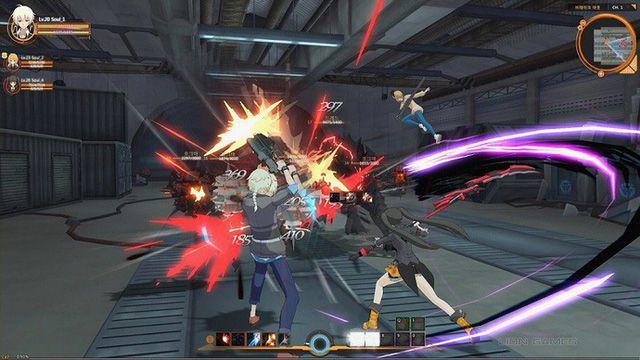 Soul Worker: Game online nhập vai hành động miễn phí trên Steam (2)