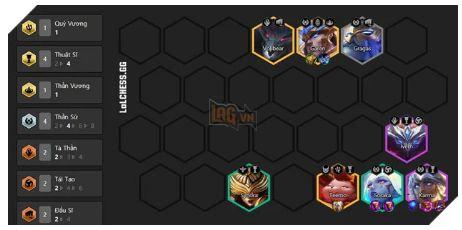 ĐTCL bản 11.5: Top đội hình Thần Sứ mạnh nhất Rank Thách Đấu (4)