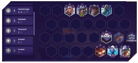 ĐTCL bản 11.5: Top đội hình Thần Sứ mạnh nhất Rank Thách Đấu (5)