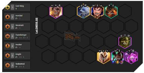 ĐTCL bản 11.5: Top đội hình Thần Sứ mạnh nhất Rank Thách Đấu (6)